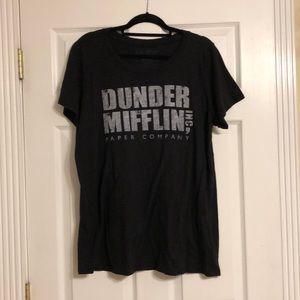 Torrid brand Dunder Mifflin t-shirt